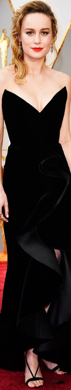 Brie Larson 2017 Oscars