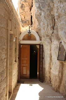 Klooster van de Verleiding (Woestijn van Judea)