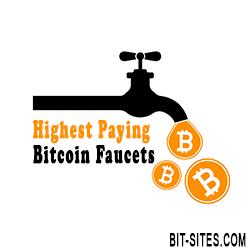highest paying bitcoin faucet 2018