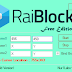 Share Tools Raiblock New ( Tối Ưu Hóa 1000 Claim / 1 Phút )
