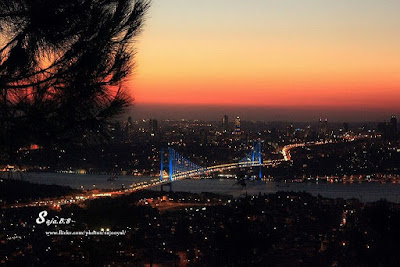 Ηλιοβασίλεμα στο λόφο Τσάμλιτζα