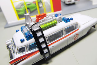 Hot Wheels RLC Ghostbusters Ecto-I