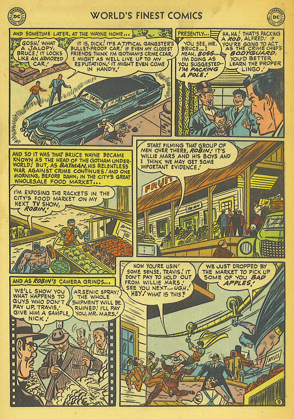 Read online World's Finest Comics comic -  Issue #57 - 61