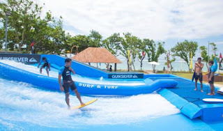 All About Bali Surf and Turf Nusa Dua Beach