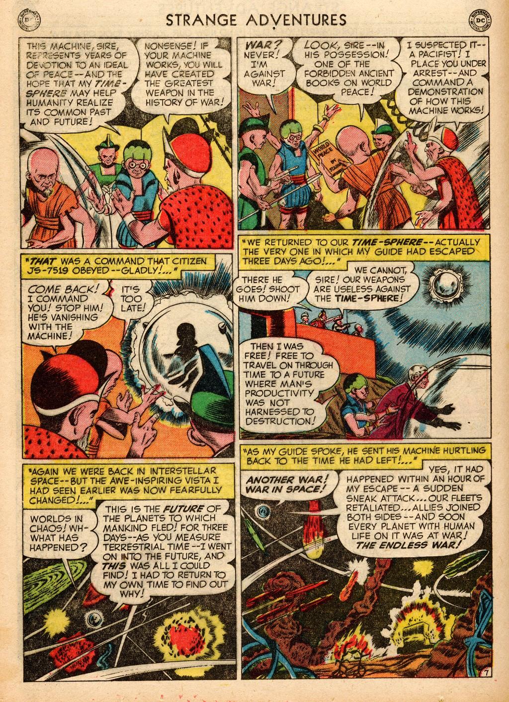 Strange Adventures (1950) issue 2 - Page 30