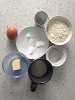Ingredientes tortitas americanas