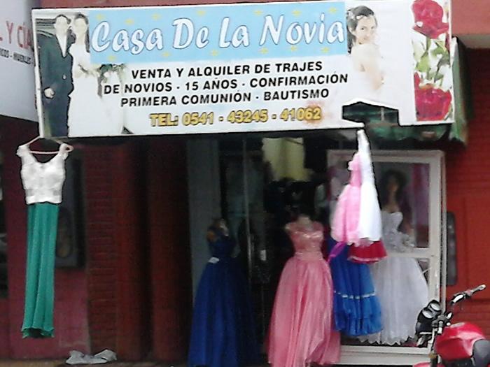 Casa de vestidos de novia en asuncion paraguay