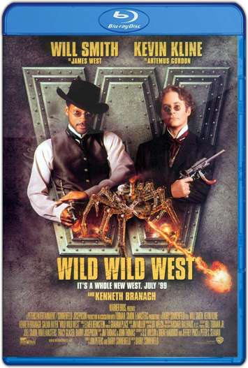 Las aventuras de Jim West (1999) HD 1080p Latino