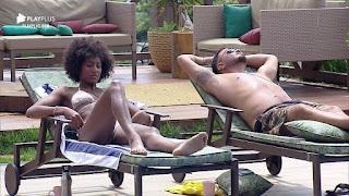 A Fazenda 11: Phavanello diz que participaria do Power Couple