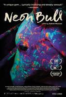 Neon Bull - Poster