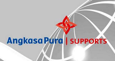 Lowongan kerja terbaru Angkasa Pura Support