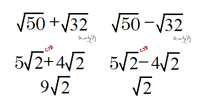 how to solve a radical expression algebraically