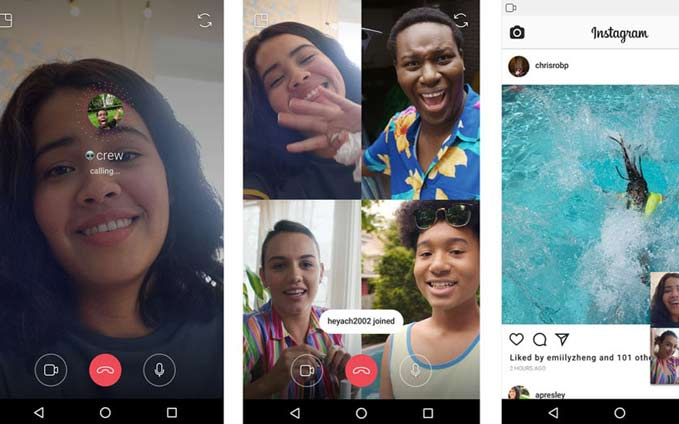 instagram-launch-group-vodeo-call-and-new-filters