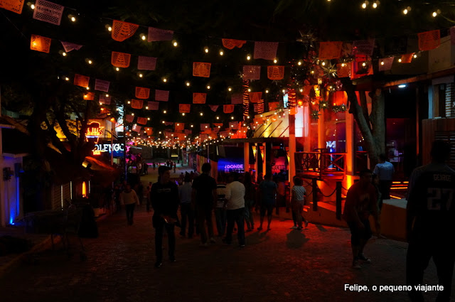 Quinta Avenida Playa del Carmen