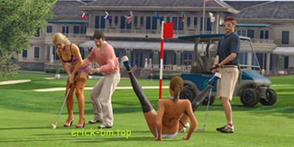 Misteri GTA 5 : Wanita Tanpa Busana [Telanjang]