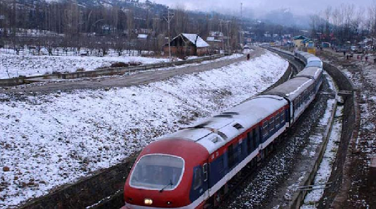 indian-railway-progress-of-rail-project-paramnews-in-bordder-area