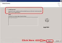 how to add gmail account to outlook 2007