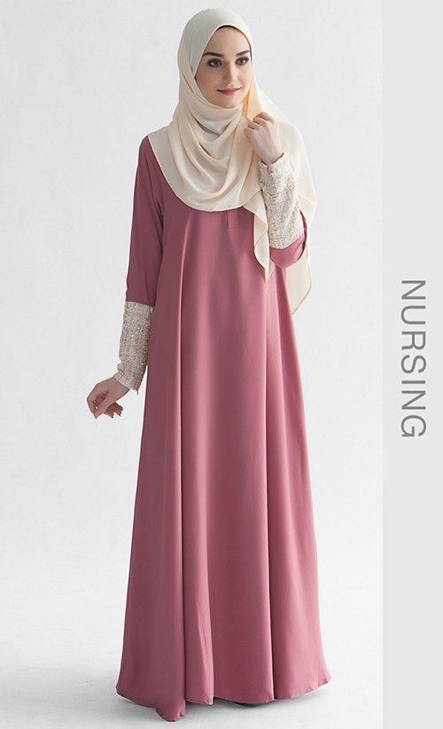 Model Busana Muslim Jubah Baju Gamis Dan Baju Muslim Model Terbaru