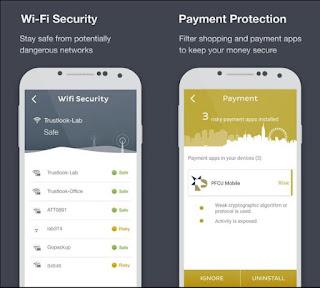 Mobile Antivirus App Pro - Eztosai