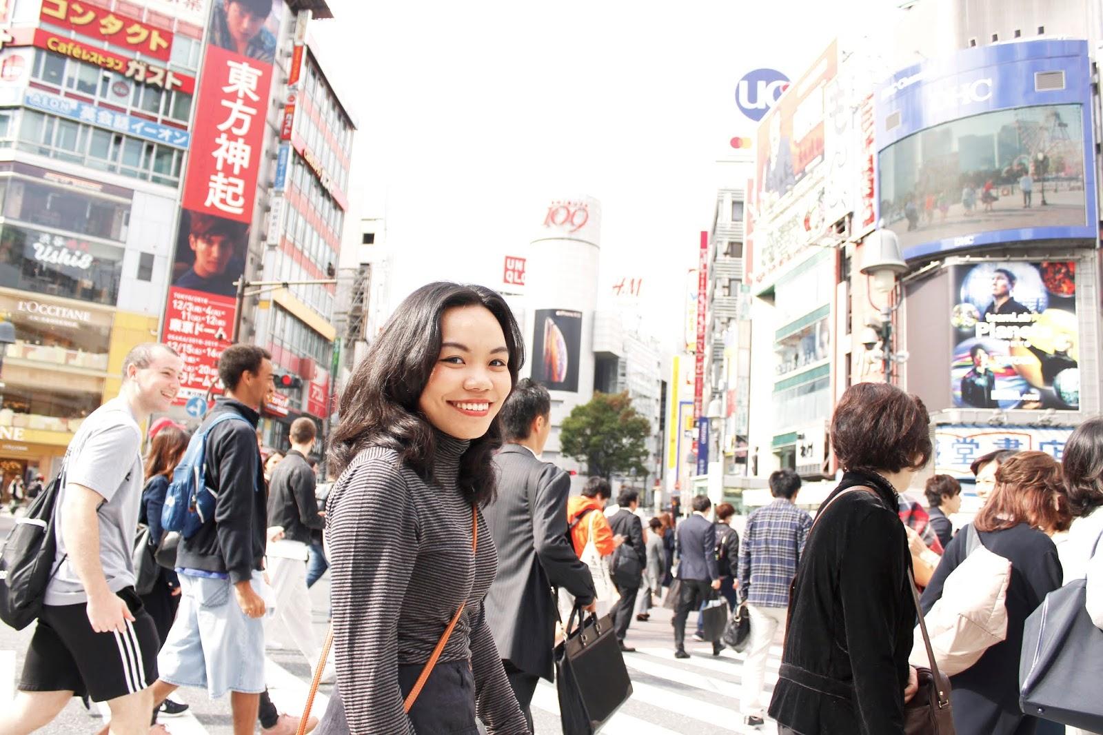 SHIBUYA & ASAKUSA : 2 5 Hour Being a Model [Airbnb