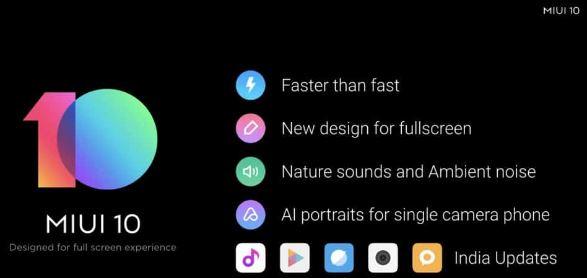 Versi terbaru dari Skin Xiaomi dilengkapi dengan banyak fitur gres termasuk desain gres u Cara Install MIUI 10 Global Beta di Redmi Note 5 Pro, Mi 6, Mi Mix 2, dan Hp Xiaomi Lainnya