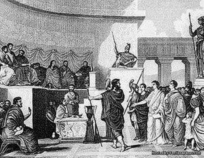 Sejarah Surat Khabar Kuno Dan Wartawan Purba