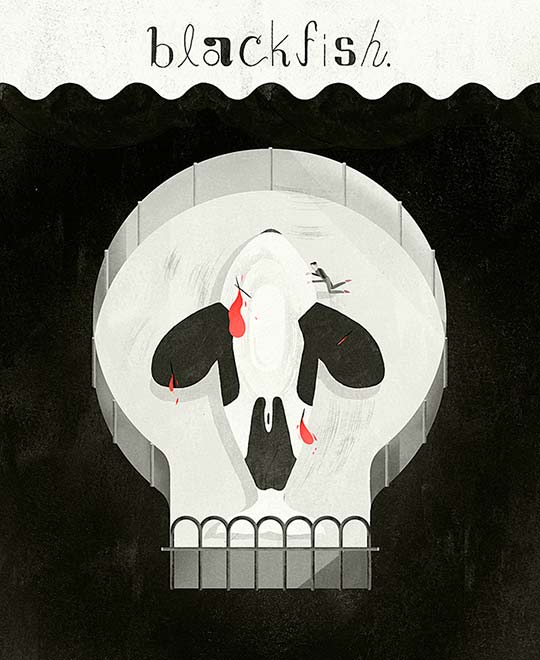Dibujo e ilustración conceptual por Gracia Lam