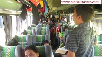 Preaching The Gospel In Public Bus
