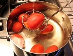 Kaip blanširuoti vaisius ir daržoves?