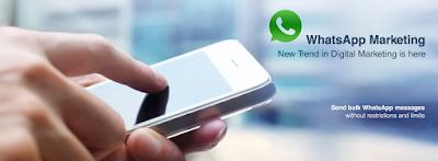 WhatsApp Marketing Bagian 1