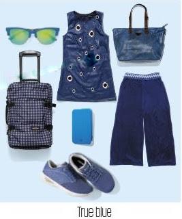 Gran sorteo de moda glamour septiembre 2016 2 true blue