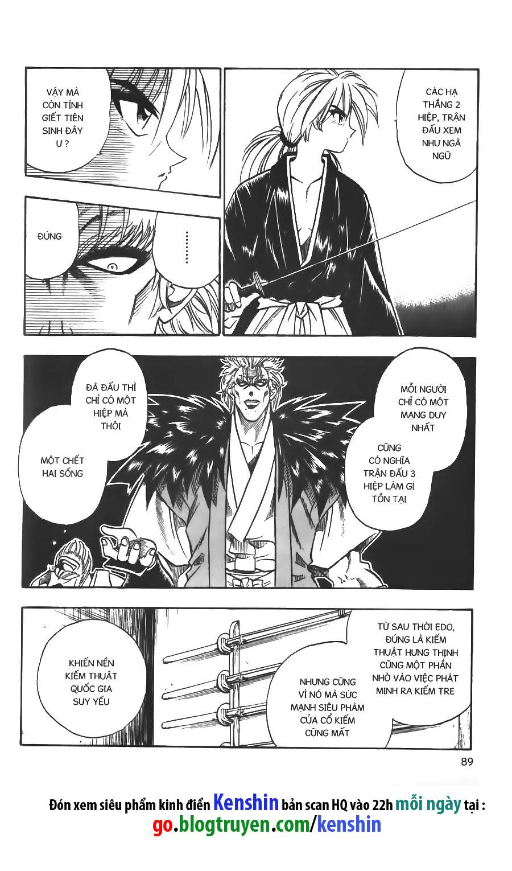 Rurouni Kenshin chap 35 trang 18