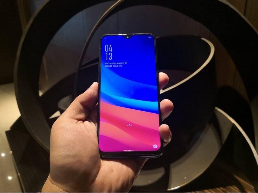 OPPO F9 Front