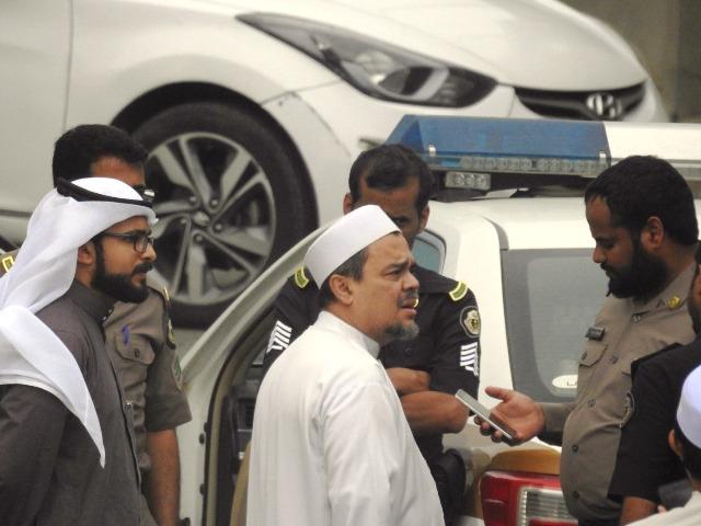 Diperiksa Polisi Saudi, Ini Klarifikasi dari Akun Twitter @IB_HRS