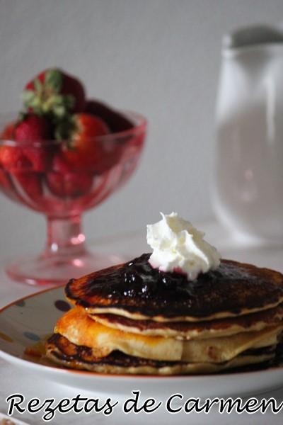 Tortitas (pancakes)