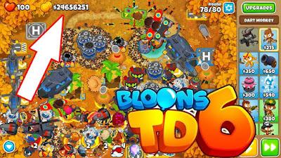 لعبة Bloons TD 6 مهكرة للأندرويد - تحميل مباشر