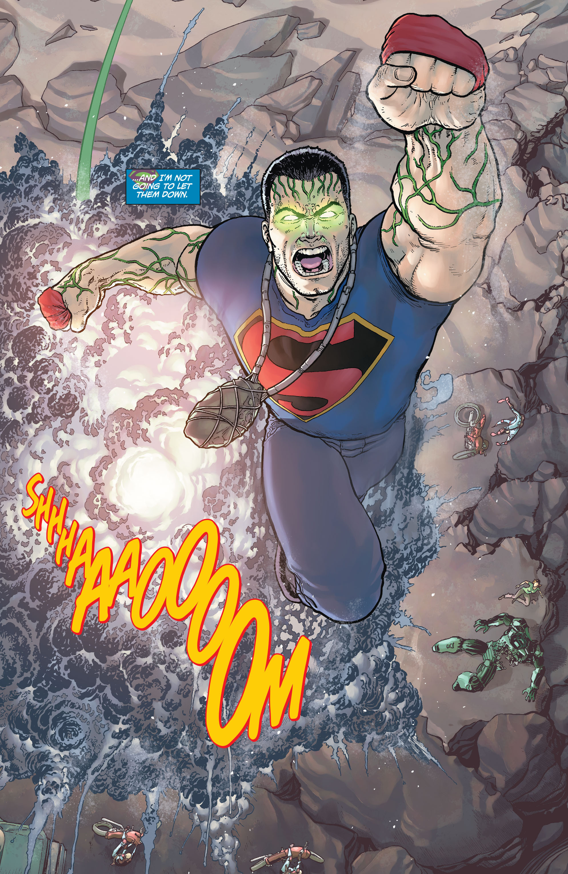 Read online Action Comics (2011) comic -  Issue #50 - 10
