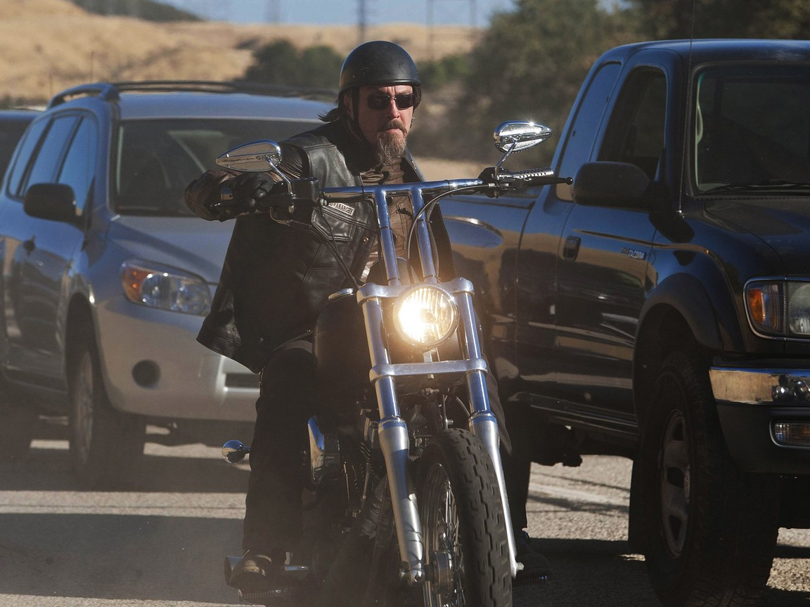 Sons Of Anarchy - Season 4 Episode 13: To Be, Act 1