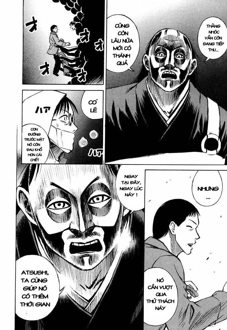 Higanjima chapter 61 trang 10