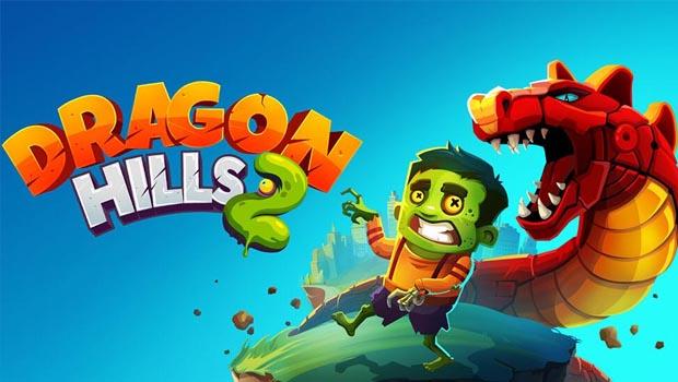 Dragon Hills 2 - APK MOD HACK - Dinheiro Infinito