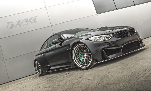 BMW M4 Coupe by TAG Motorsports