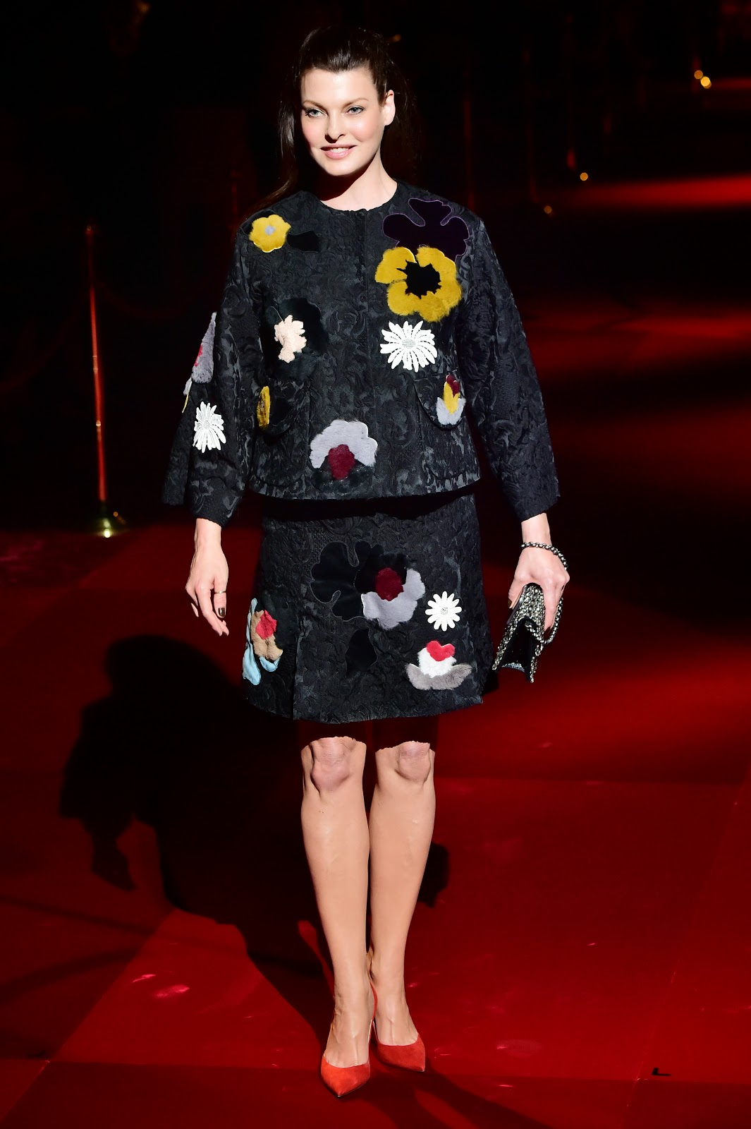Milan Fashion Week 2015 - Dolce & Gabbana Collection in Pictures