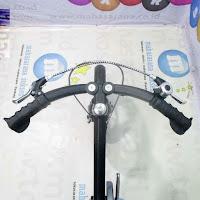 16 evergreen magnesium bmx sepeda anak