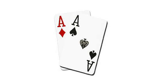 play pocket aces