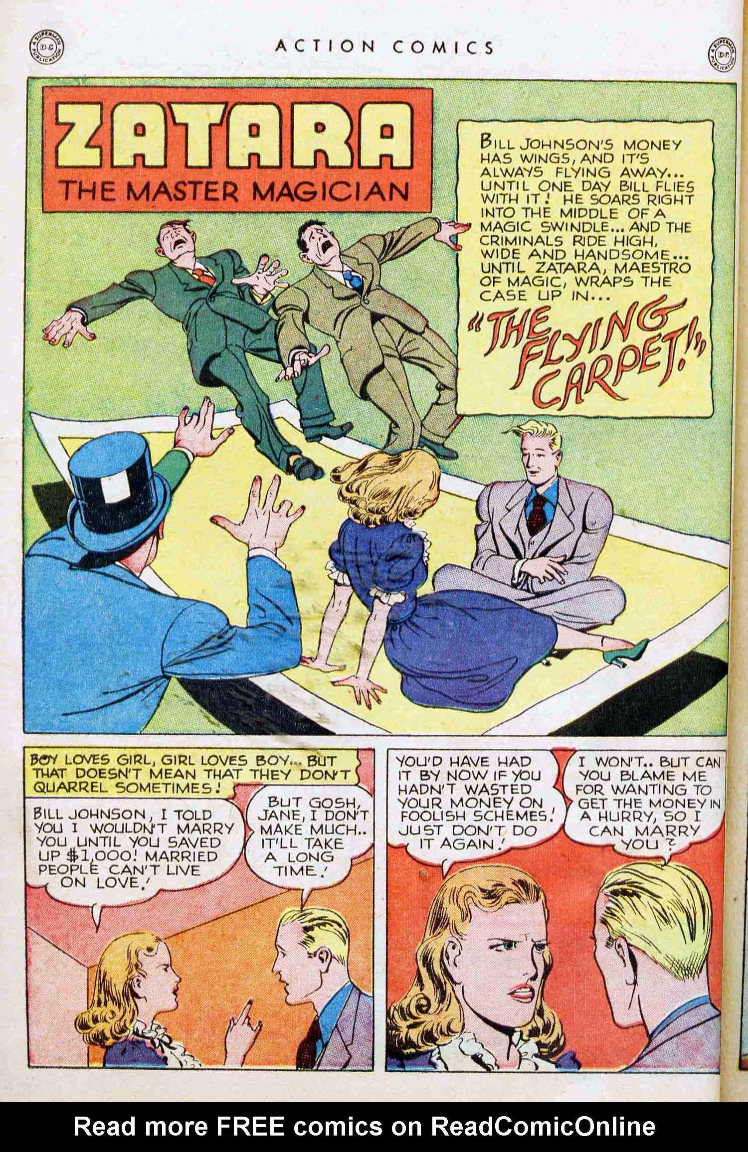 Action Comics (1938) 129 Page 22