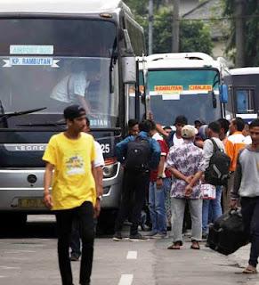 Cara Daftar Mudik Gratis 2019 dari Pemprov Jakarta