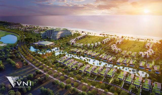Vinpearl Nam Hội An có vị trí cực đẹp view biển