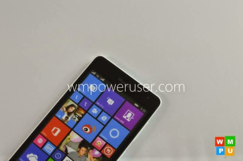 Lumia 535 Dummy Unit Photos Leaked!