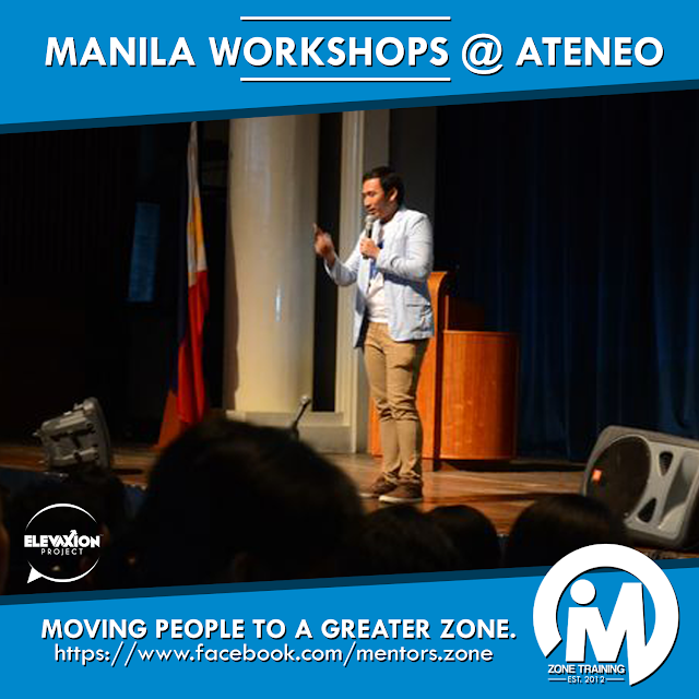 TALK: Ateneo De Manila University with Manila Workshops