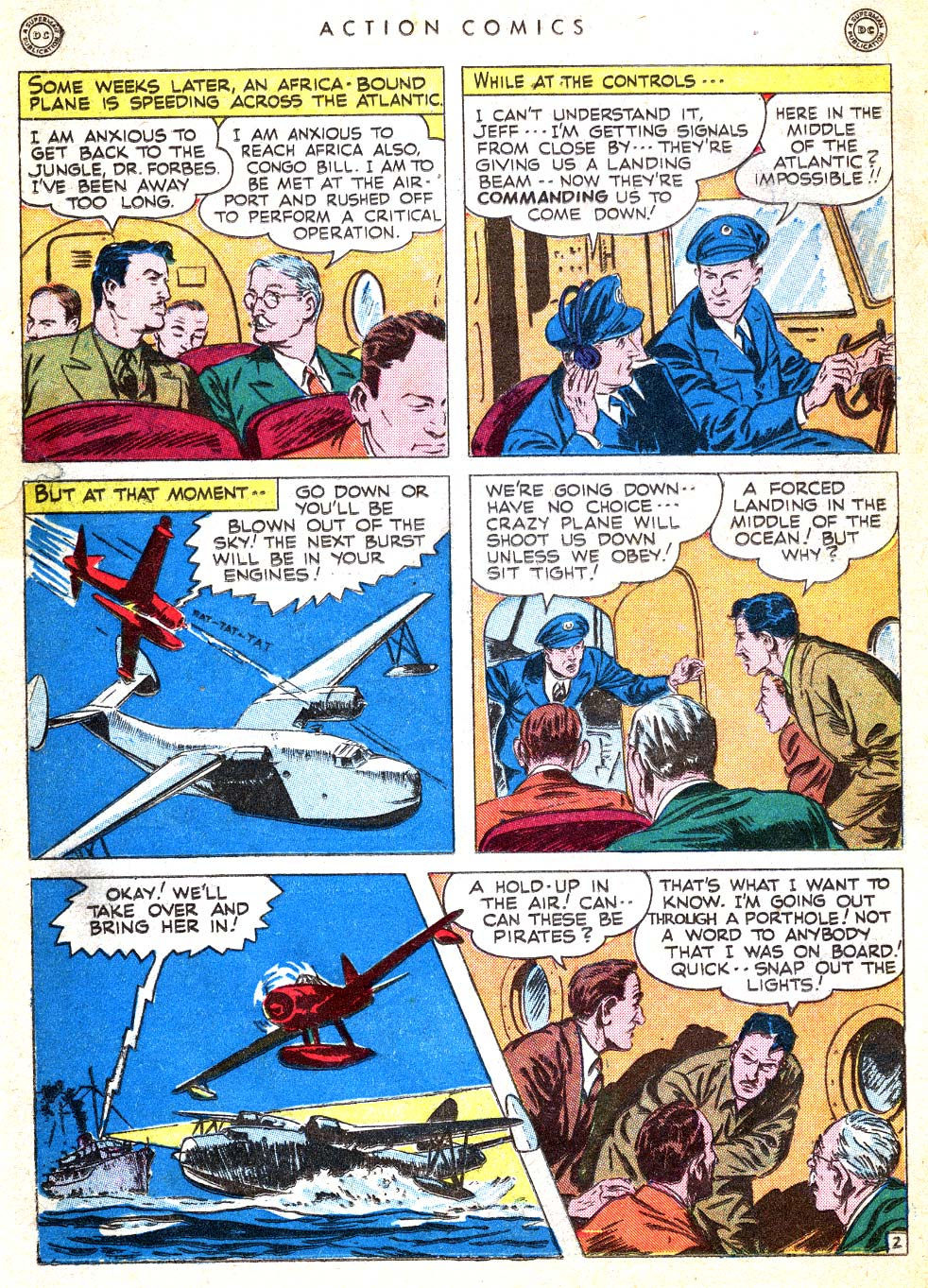 Read online Action Comics (1938) comic -  Issue #103 - 26